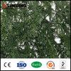 人工的な緑のプラスチックプライバシースクリーン