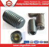 Flat Point를 가진 DIN913 Socket Setscrews