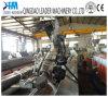 Doppia linea di produzione di verniciatura di vetro di profilo del branello di PVC-U/UPVC macchina