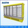 Commercial Refrigerator를 위한 유리제 Door Curtain Showcase