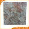 Azulejo de suelo de cerámica de la mirada de piedra gris