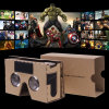 사실상 Reality 3D Glasses Headset Google Cardboard