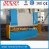 구부리는 기능을%s 가진 Wc67y-125X2500 Hydraulic Press Brake