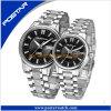 Het hete Horloge van het Paar van de Manier van het Ontwerp van de Verkoop Nieuwe voor Gift