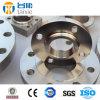 Bride d'acier inoxydable avec la qualité JIS G3201 1.0503