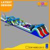 Parcours de combattant drôle de type d'océan gonflable pour les jeux de jeu d'enfants (AQ01752)