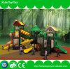 Campo da giuoco esterno di ginnastica dei capretti del giocattolo di plastica di forma fisica