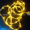 Lumières extérieures de chaîne de caractères de quirlande électrique de DEL pour la décoration d'arbre