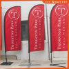 bandeira feita sob encomenda da pena da faca 3PCS para o anúncio ao ar livre ou do evento ou o Sandbeach no. modelo: Qz-018
