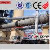 Tipo seco estufa giratória da planta do cimento não pulverizado/proteção ambiental verde da estufa giratória