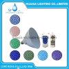 lámpara subacuática de la piscina de la iluminación del color PAR56 E27 LED de 220V RGB
