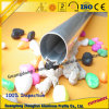 Obturación de fábrica Persianas enrollables Perfil de aluminio perfil de tubo con tamaño y colores Custimized