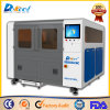 Faser 300With500With750W CNC Metal Sheet Laser Cutter Machines China Factory Price Mini Dek-1010