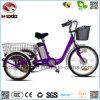 良質の電気三輪車3の車輪の自転車