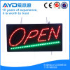 De Hidly alto LED rectángulo abierto brillante de la muestra del rectángulo