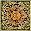Het vloeren van Ceramiektegel van Ontwerp 1200*1200mm van het Patroon