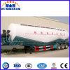 De Semi Aanhangwagen van de Tanker van het Poeder van Bulker met de Amerikaanse Mechanische Opschorting van het Type
