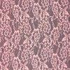 Tissu en nylon de lacet de jacquard pour la robe