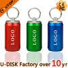 Bunter Plastikknall kann USB blinken Stock (YT-1132L)