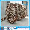 Escala experimental de madera del embarco de la cuerda para el uso marina del barco