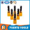 Cnc-Hartmetall-Ausschnitt-Hilfsmittel für das Fräsmaschine-Aufbereiten