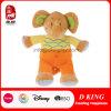 꼭 껴안고 싶은 코끼리 박제 동물 연약한 견면 벨벳 아기 장난감