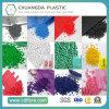 Gránulos plásticos PP Masterbatch colorido para la película que sopla
