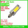 Bombilla E12 3W COB LED (LT-E12P7)