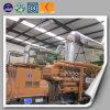 biomassa 10kw-600kw/grampos/Husk do arroz/gerador de potência de madeira biomassa da pelota