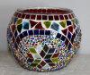 Eindeutige türkische handgemachte Glasmosaik-Großverkauf-Tee-Leuchte-Kerze-Halterungen