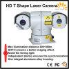 스캐너 야간 시계 Laser IP PTZ 사진기