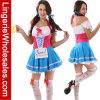Heißes verkaufendes reizvolles Bier-Mädchen Cosplay Kostüm für Frauen