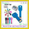 USB feito sob encomenda da chave do pagamento de Paypal do logotipo (GC-K001)