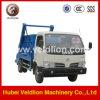 6m3 Swinging Arm auto-carga del camión de basura