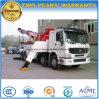 Pieno resistente - tipo camion di rotazione di rimozione del blocco stradale