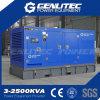 Generador silencioso de 150kVA Cummins (Cummins 6CTA8.3-G1, alternador de Stamford)