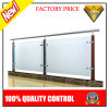 الفولاذ المقاوم للصدأ والخشب درج درابزين (JBD-D24)