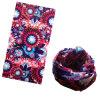 Выполненный на заказ дешевый выдвиженческий многофункциональный волшебный шарф пробки