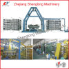 Flaches Yarn Drawing Machine für pp. Woven Bag und Cement Bag Production Line