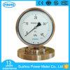 indicateur de pression de membrane mécanique de 6  160mm 40 Kpa