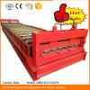 Indischer Typ 1450 heiße Verkaufs-Farben-trapezoider Fliese-Stahlproduktionszweig