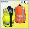 Chaqueta reflexiva del nuevo estilo para el trabajador del camino (RC025)