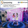 2015 RGB 5050 3in1 portátil P62.5 vídeo LED Dance Floor