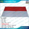 高品質160GSM 100%年のPolyesterインドネシアNational Flag (J-NF05F09024)
