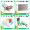 Sachet en plastique de LDPE d'espace libre de catégorie comestible sur le roulis