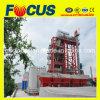 centrale de malaxage chaude d'asphalte du mélange 40t/H, usine de traitement en lots de l'asphalte Lb500
