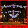 Speciale Kerstmis Ontworpen over de LEIDENE van de Straat Lichten van het Motief