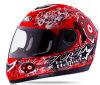 Шлемы мотоцикла полной стороны с Sunvisor, двойной аттестацией забрал ECE/DOT с Bluetooth