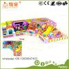 A esponja interna macia de escalada do PVC do campo de jogos da canaleta dos jogos caçoa brinquedos engraçados