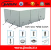 Semi Glass Fence System (Round/Square Spigot)